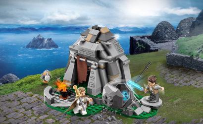 Alle Infos und Bilder zum LEGO Star Wars 75200 Ahch-To Island Training