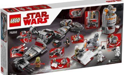 Alle kommenden LEGO Star Wars 2018 Sets im Detail!