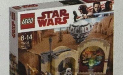 Erstes Bild der LEGO Star Wars 75205 Mos Eisley Cantina aufgetaucht!