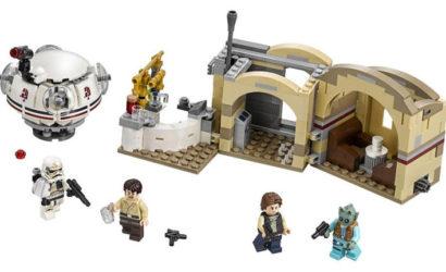 Offizielle Bilder und Infos zur LEGO Star Wars 75205 Mos Eisley Cantina