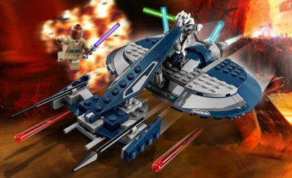 Alle Infos und Bilder zum LEGO Star Wars 75199 General Grievous' Combat Speeder