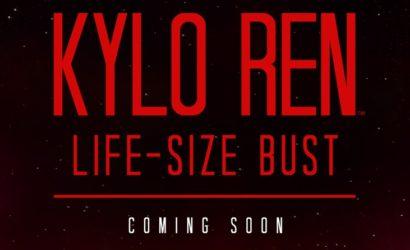 Sideshow Kylo Ren Life-Size Büste angekündigt
