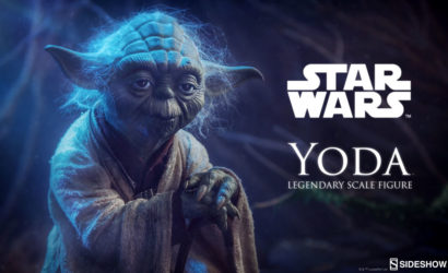 Sideshow Yoda Legendary Scale Figure angekündigt
