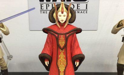 Viele neue Star Wars S.H.Figuarts auf der Tokyo Comic Con 2017!
