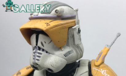 Attakus Elite Collection Commander Cody