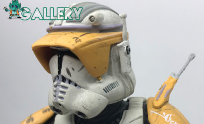 Attakus Elite Collection Commander Cody