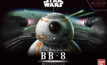 "Neuer Bandai BB-8 im Maßstab 1:2 mit ""Glossy Finish"""