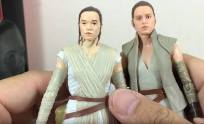 Erstes Review-Video zur neuen Black Series Rey (Island Journey) 6″ Figur
