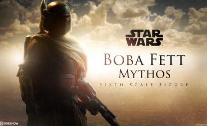 Sideshow stellt Boba Fett Mythos Sixth Scale Figur vor!