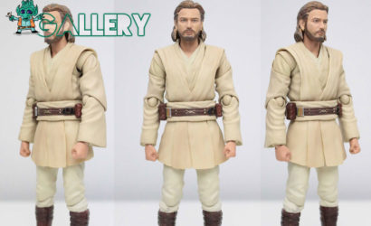 Tamashii Nations S.H.Figuarts 6″ Obi-Wan Kenobi (Ep. II)