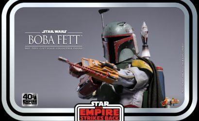 Hot Toys 1/6th Scale Boba Fett (ESB): Neuauflage in Fensterbox