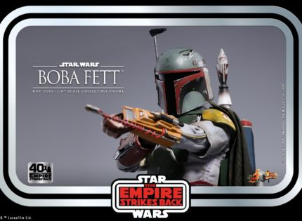 Hot Toys 1/6th Scale Boba Fett (ESB): Neuauflage in Fensterbox