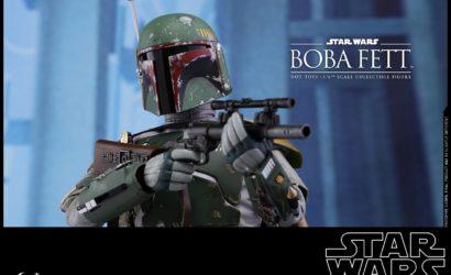 Hot Toys Boba Fett (Empire Strikes Back) 1/6 Scale Figur veröffentlicht