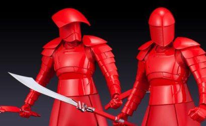 Kotobukiya Elite Praetorian Guards 2-Pack im Maßstab 1:10!