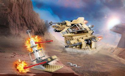 Alle Infos und Bilder zum LEGO Star Wars 75204 Sandspeeder