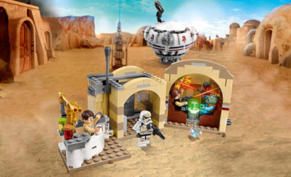 Alle Infos und Bilder zum LEGO Star Wars 75205 Mos Eisley Cantina