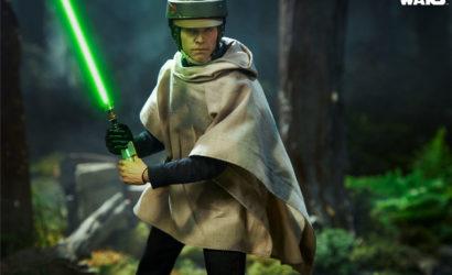 Sideshow Luke Skywalker Deluxe 1/6 Scale Figur vorgestellt