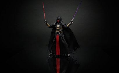 Black Series Darth Revan 6″ Figur ist wieder vorbestellbar!