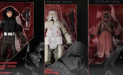 Solo: A Star Wars Story – erste Bilder der Black Series 6″ Boxen aufgetaucht