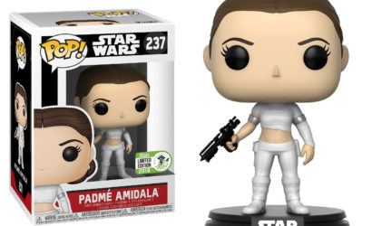 "Funko POP! Padmé Amidala 237 Wackelkopf als GameStop-""Shared Exclusive"""