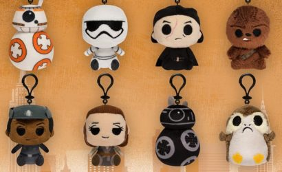 New York Toy Fair 2018: Funko Star Wars Keychain Plush