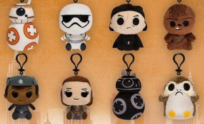 New York Toy Fair 2018: Funko Star Wars Keychain Plush