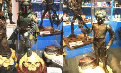 New York Toy Fair 2018: Zwei neue Gentle Giant Collector's Gallery Statues
