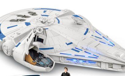 Neuer 3.75″ Kessel Run Millennium Falcon von Hasbro vorgestellt