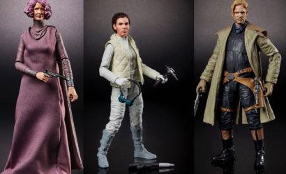 New York Toy Fair 2018: Hasbro Star Wars Präsentation