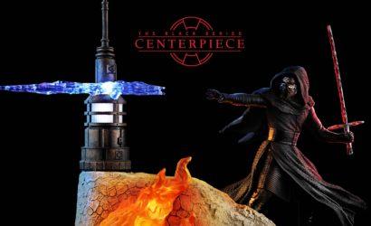 So sieht der neue Hasbro Centerpiece Kylo Ren aus!