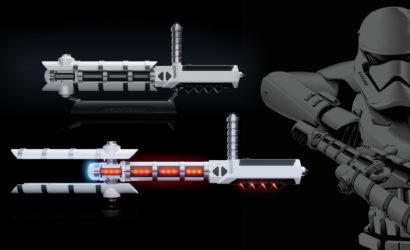 Hasbro Black Series Force FX Riot Control Baton angekündigt