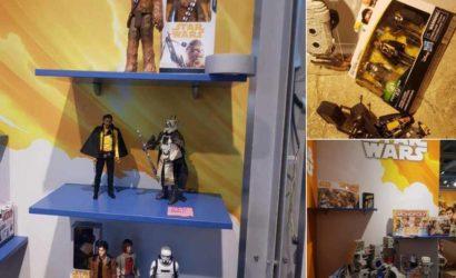 Erste Hasbro-Produkte zu Solo: A Star Wars Story aufgetaucht