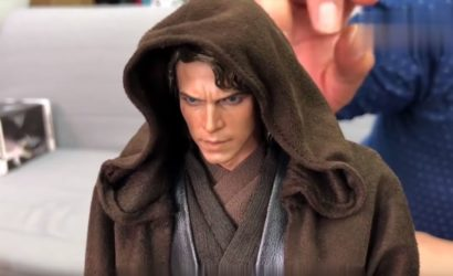 Erstes Review-Video zur Hot Toys Anakin Skywalker 1/6 Scale Figur
