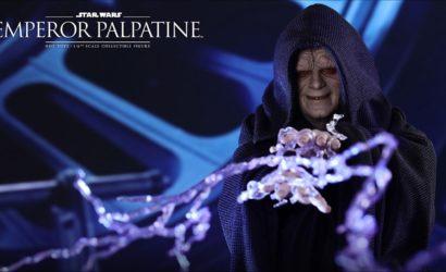 Alle Informationen zur Hot Toys Emperor Palpatine 1/6 Scale Figur