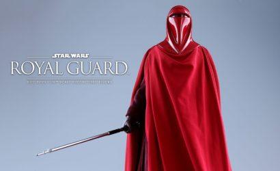 Die neue Hot Toys Royal Guard 1/6 Scale Figur im Detail