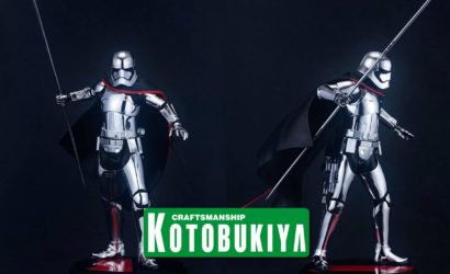 "Neue Kotobukiya Captain Phasma zu ""The Last Jedi"""