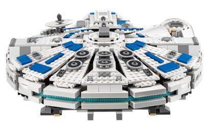 LEGO Star Wars 75212 Kessel Run Millennium Falcon nun offiziell!