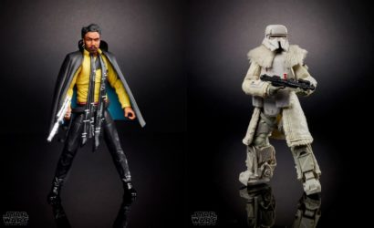 Solo: A Star Wars Story – erste Black Series 6 inch Figuren vorgestellt