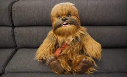 "Star Wars ""Ultimate Co-pilot Chewie"" vorgestellt"