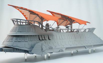 Neue Detailbilder zur Hasbro Vintage Collection Sail Barge