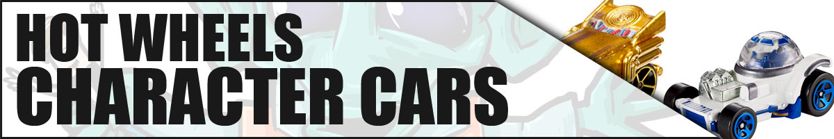 Hot Wheels Character Cars