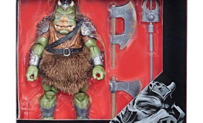 Pressebilder zu den Black Series 6″ Gamorrean Guard und Commander Wolffe Figuren