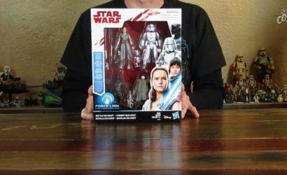 Hasbro 3.75″ Battle on Crait – alle Infos und ein Review-Video