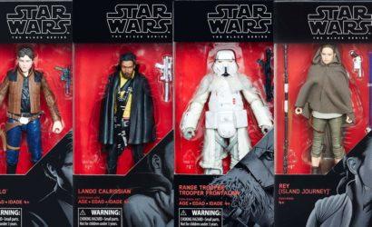 Hochauflösende Bilder und alle Details zu den neuen Black Series 6″-Figuren