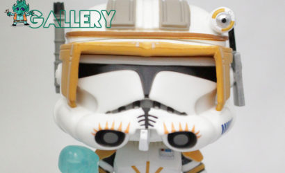 Funko POP! 176 Clone Commander Cody