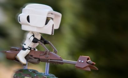 Funko POP! Scout Trooper mit Speeder Bike vorgestellt