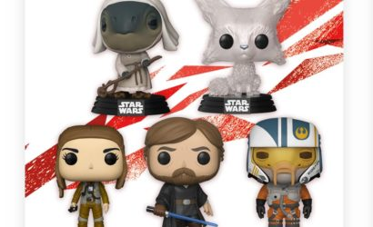"Funko POP! ""The Last Jedi"" Wackelköpfe – 2. Wave angekündigt"
