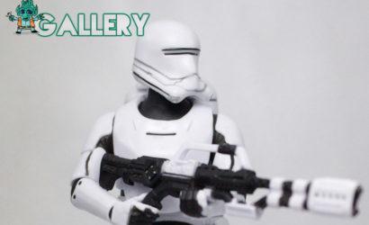 Hasbro Black Series 6″ First Order Flametrooper