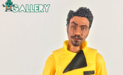 Hasbro Black Series 6″ Lando Calrissian (#65)