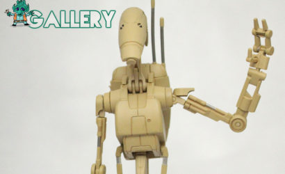 Tamashii Nations S.H.Figuarts 6″ Battle Droid